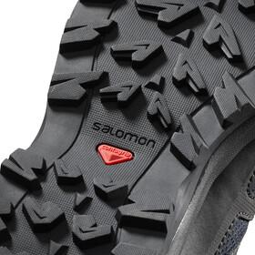 Salomon X Radiant GTX Kengät Naiset, graphite/magnet/trellis